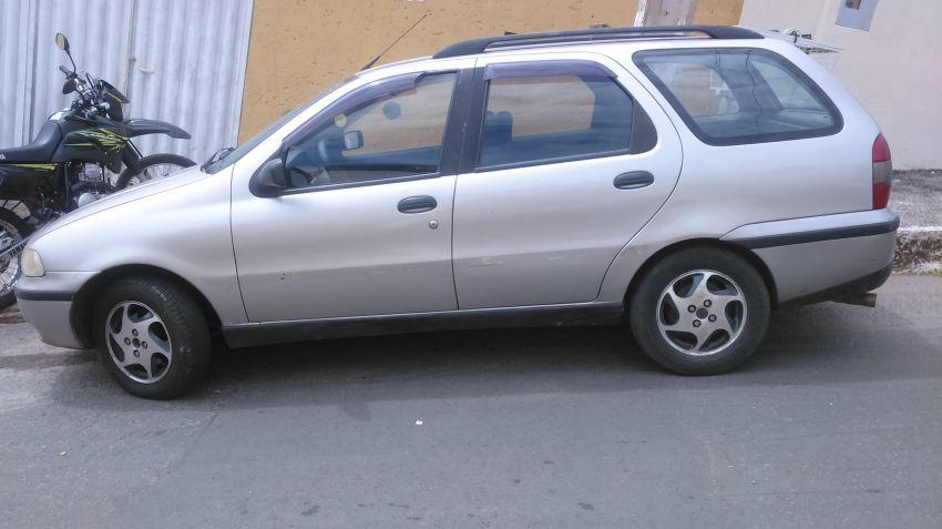 Fiat Palio Weekend ELX 1.6 MPi - Foto #5