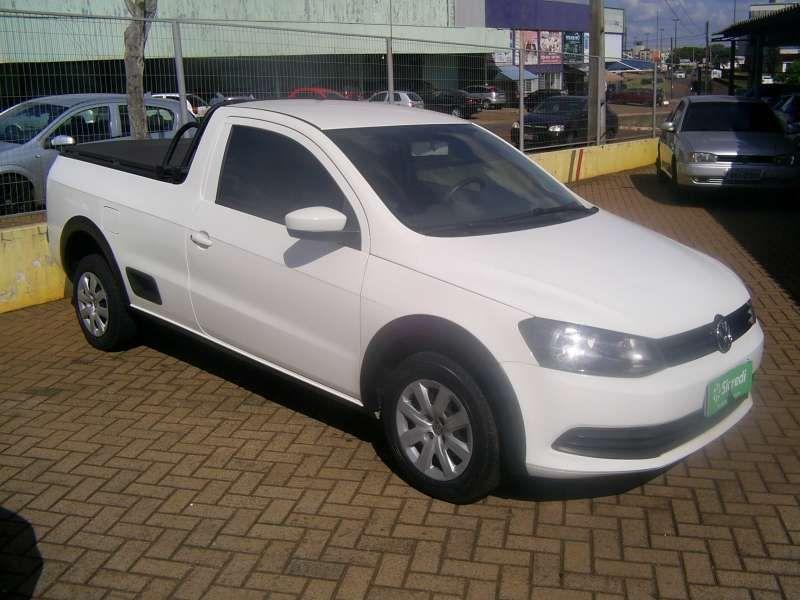 Volkswagen Saveiro City 1.6 MI - Foto #1