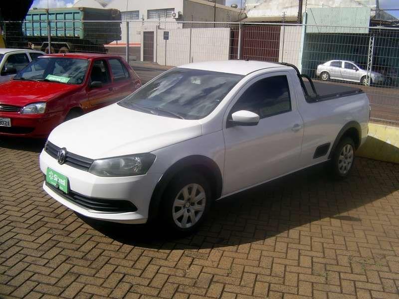 Volkswagen Saveiro City 1.6 MI - Foto #2