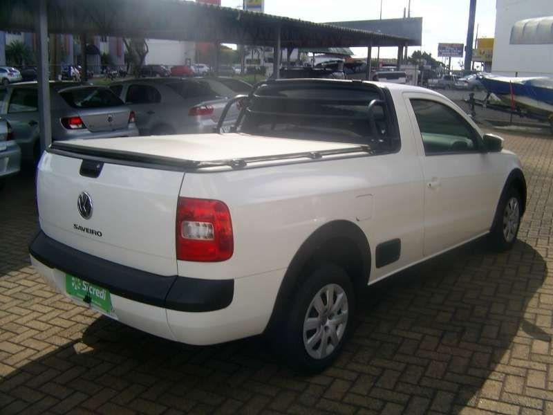 Volkswagen Saveiro City 1.6 MI - Foto #6