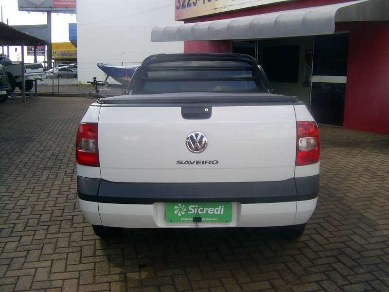 Volkswagen Saveiro City 1.6 MI - Foto #7
