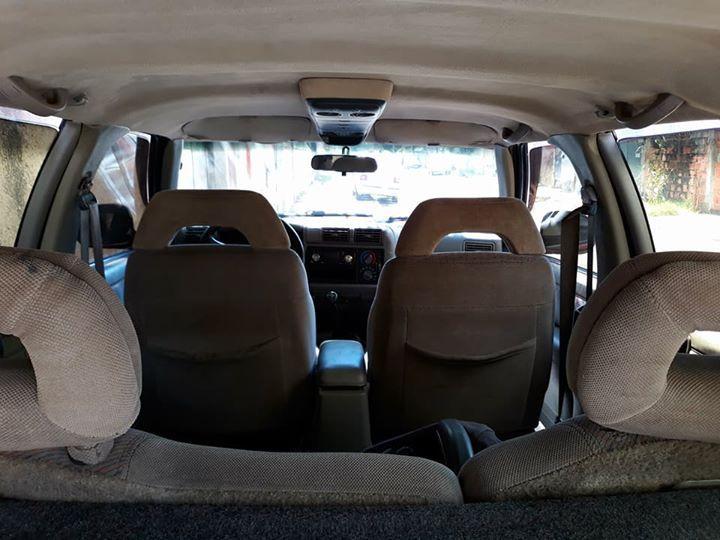 Chevrolet Blazer DLX 4x2 2.2 EFi - Foto #3