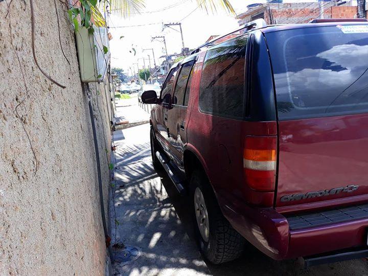 Chevrolet Blazer DLX 4x2 2.2 EFi - Foto #5