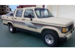 Chevrolet D20 Pick Up Custom S 4.0 (Cabine Dupla)