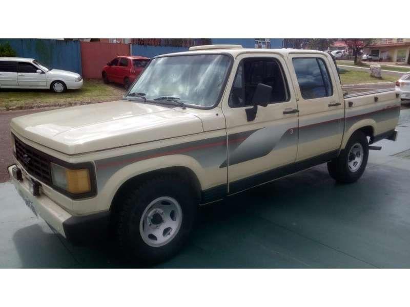 Chevrolet D20 Pick Up Custom S 4.0 (Cabine Dupla) - Foto #2