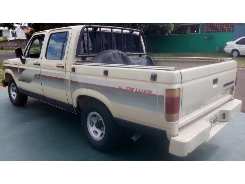 Chevrolet D20 Pick Up Custom S 4.0 (Cabine Dupla) - Foto #3