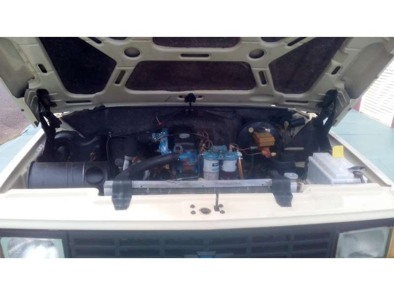 Chevrolet D20 Pick Up Custom S 4.0 (Cabine Dupla) - Foto #6