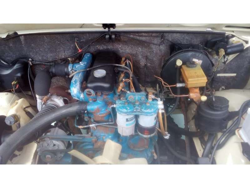 Chevrolet D20 Pick Up Custom S 4.0 (Cabine Dupla) - Foto #7