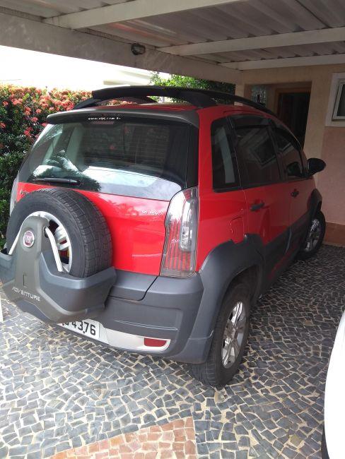 Fiat Idea Adventure 1.8 (Flex) - Foto #3