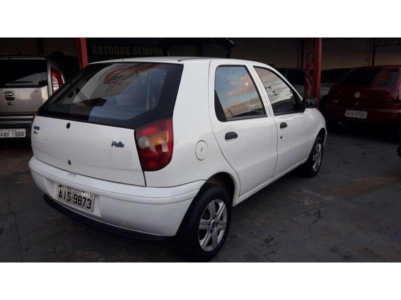 Fiat Palio 1.5 MPi 4p - Foto #3
