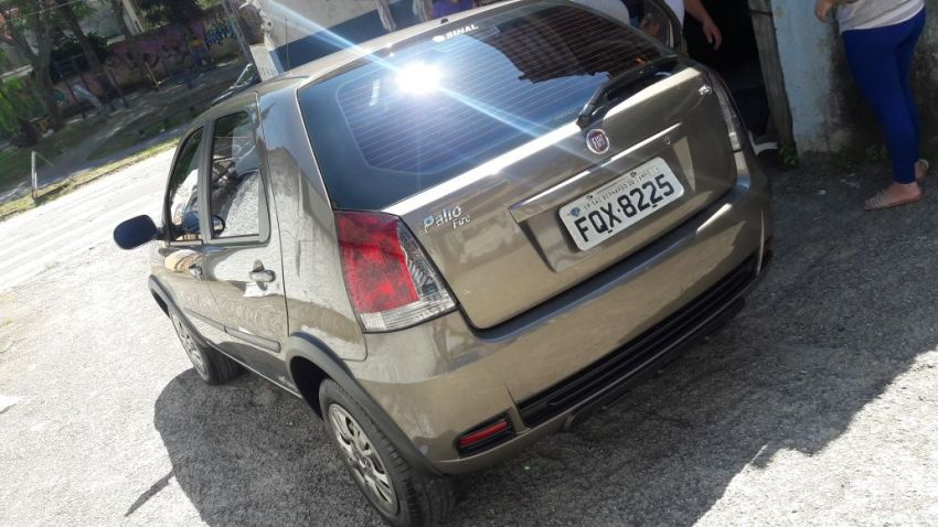 Fiat Palio Fire Way 1.0 8V (Flex) - Foto #3