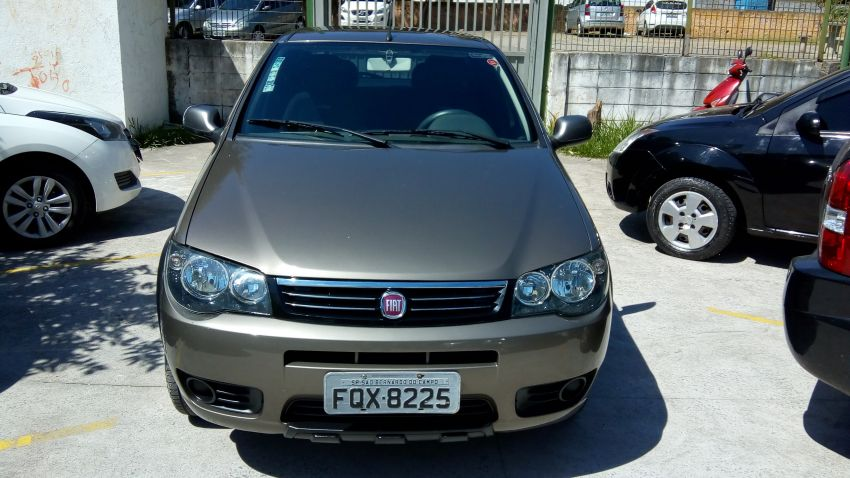 Fiat Palio Fire Way 1.0 8V (Flex) - Foto #8