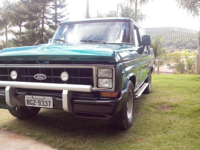 Ford F1000 Engerauto 3.9 (Cabine Dupla) - Foto #3