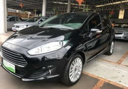 Ford New Fiesta Titanium Plus 1.6 16V PowerShift