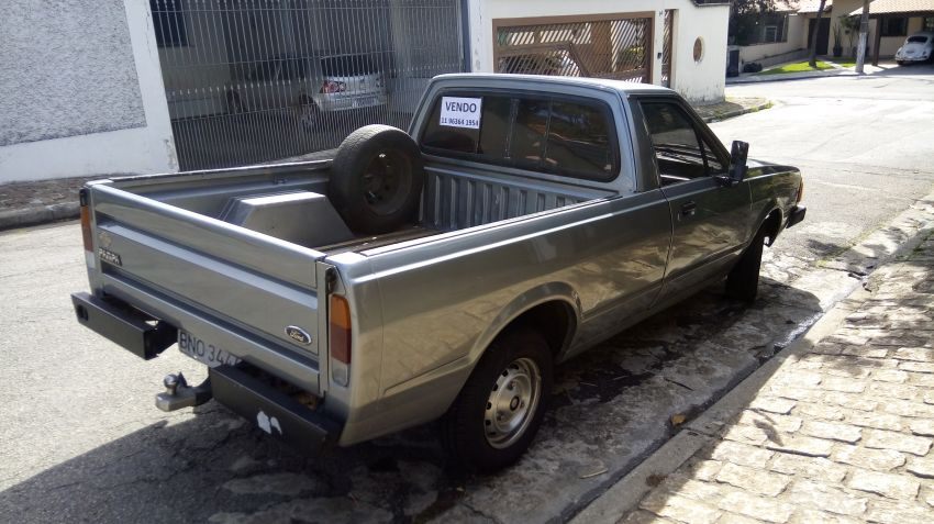 Ford Pampa L 1.6 (Cab Simples) - Foto #8