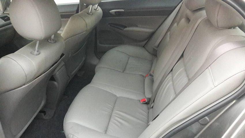Honda New Civic LXS 1.8 16V (aut) (flex) - Foto #6