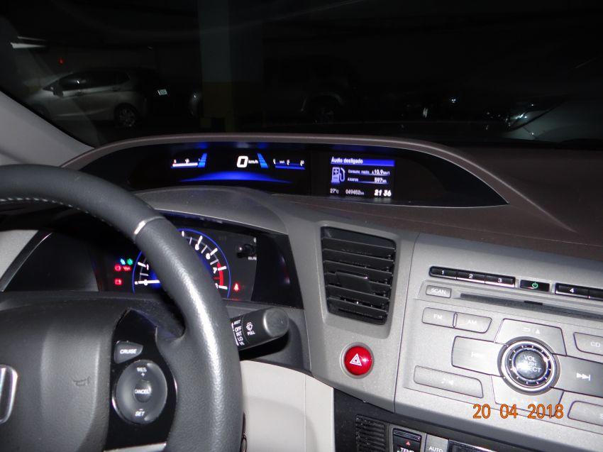Honda New Civic LXL 1.8 16V (Couro) (flex) - Foto #7