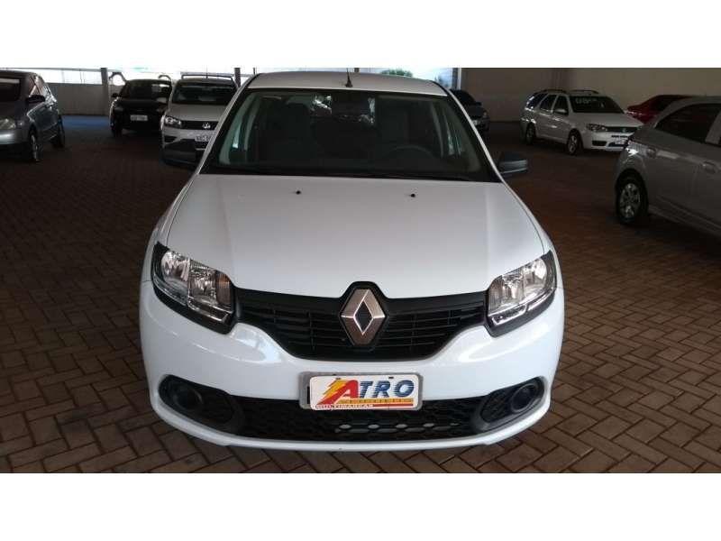 Renault Sandero Authentique 1.0 12V SCe (Flex) - Foto #10