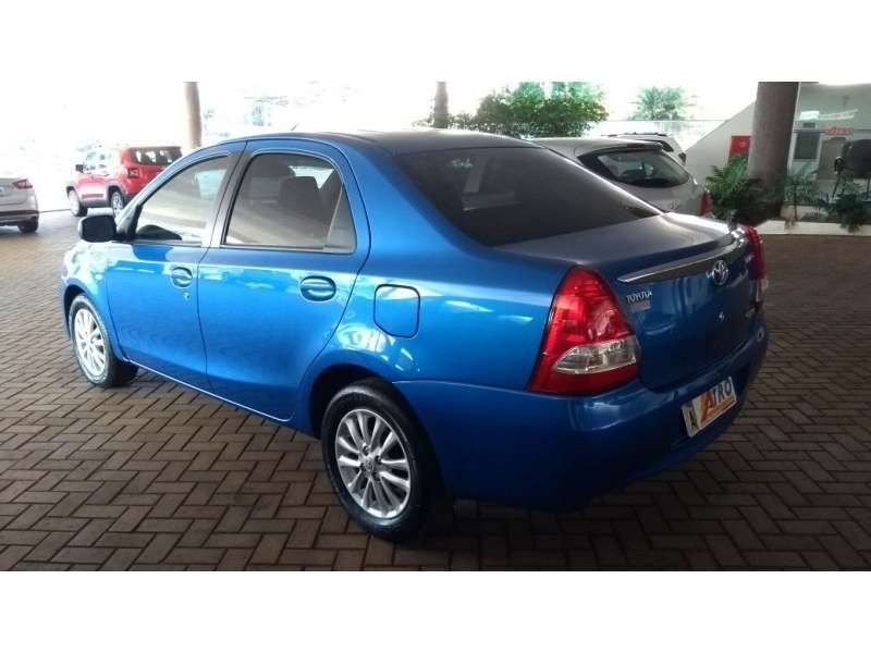 Toyota Etios Sedan XLS 1.5 (Flex) - Foto #1
