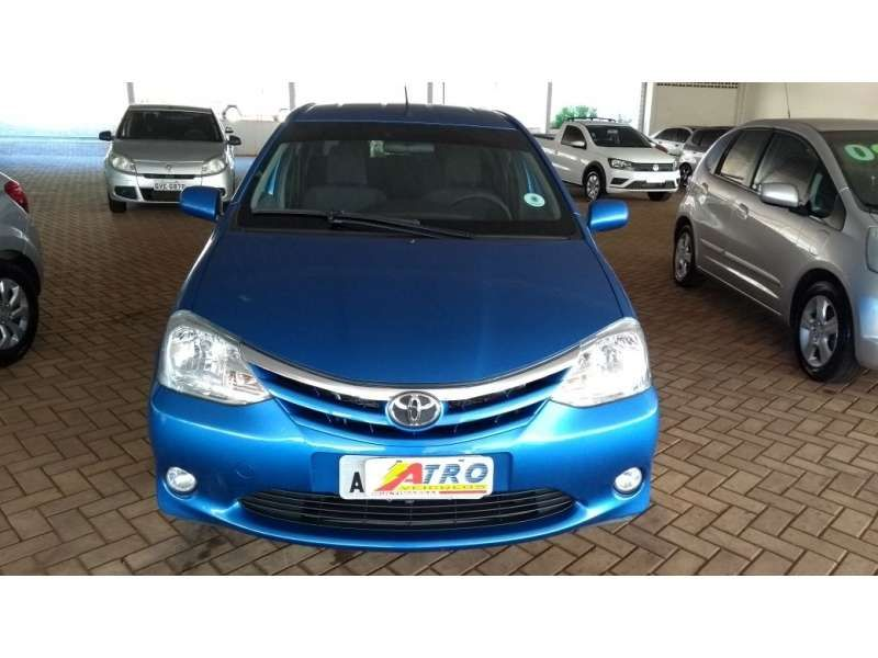 Toyota Etios Sedan XLS 1.5 (Flex) - Foto #2