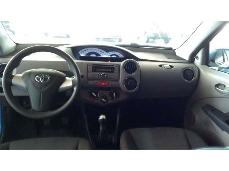Toyota Etios Sedan XLS 1.5 (Flex) - Foto #5