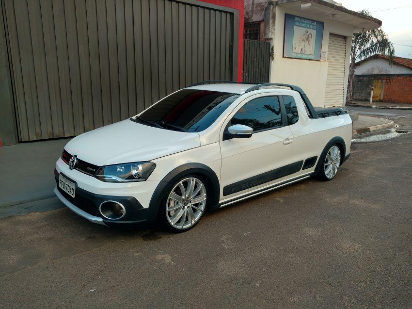 Volkswagen Saveiro Cross 1.6 16v MSI CE (Flex) - Foto #5