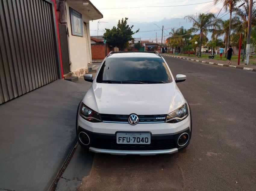 Volkswagen Saveiro Cross 1.6 16v MSI CE (Flex) - Foto #7