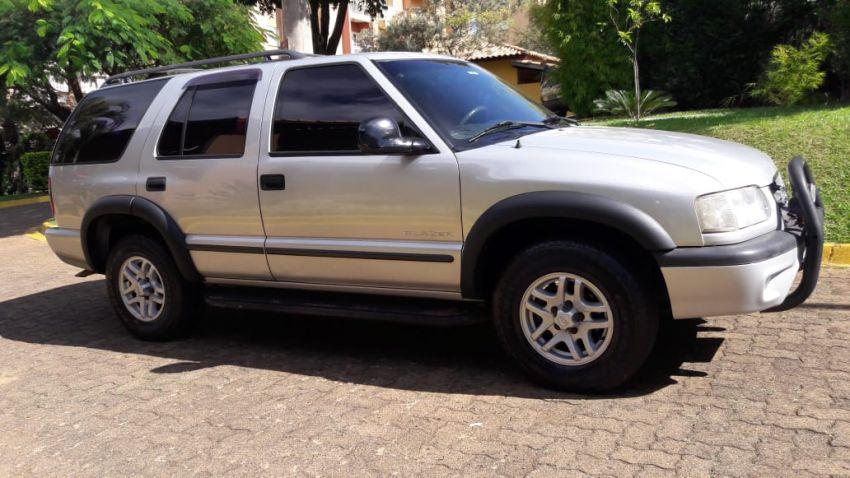 Chevrolet Blazer 4x2 2.2 EFi - Foto #1