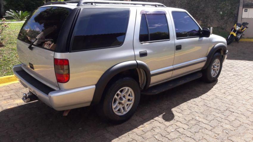 Chevrolet Blazer 4x2 2.2 EFi - Foto #8