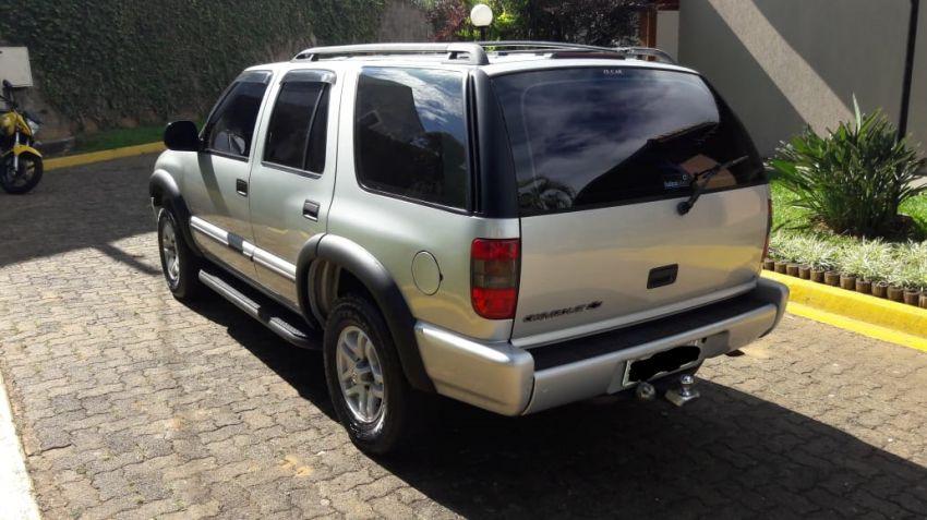 Chevrolet Blazer 4x2 2.2 EFi - Foto #10