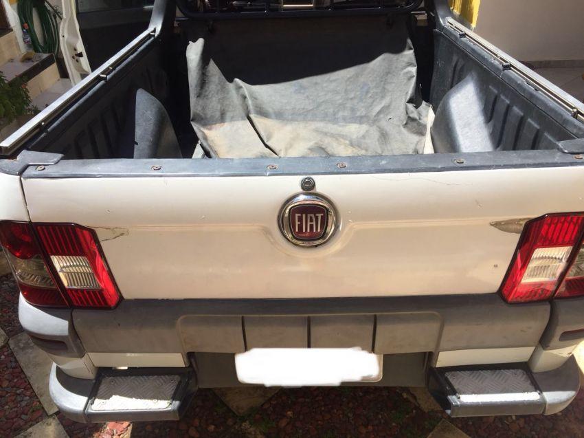 Fiat Strada Trekking 1.6 16V (Flex) - Foto #2