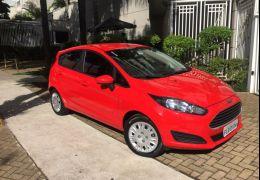 Ford Fiesta Hatch 1.6 (Flex)