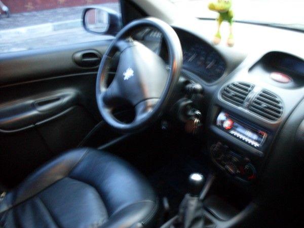 Peugeot 206 Hatch. Soleil 1.6 16V - Foto #2