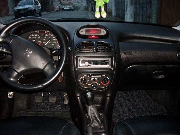 Peugeot 206 Hatch. Soleil 1.6 16V - Foto #4