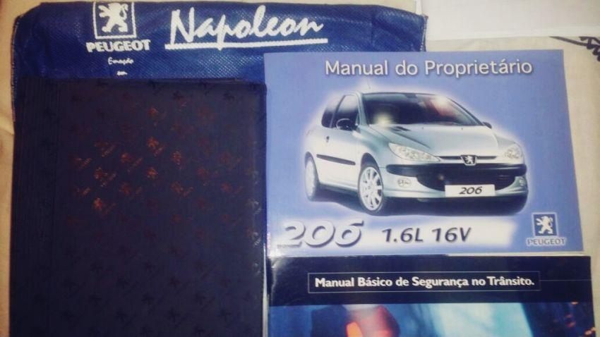Peugeot 206 Hatch. Soleil 1.6 16V - Foto #7