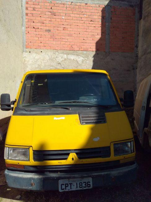 Renault Trafic Furgao 2.2 (ch. curto) - Foto #6