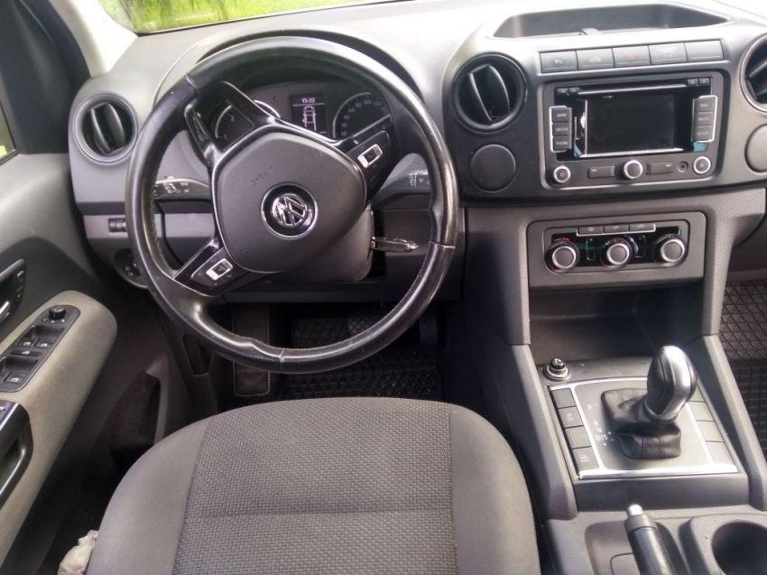 Volkswagen Amarok 2.0 TDi AWD Trendline (Aut) - Foto #4