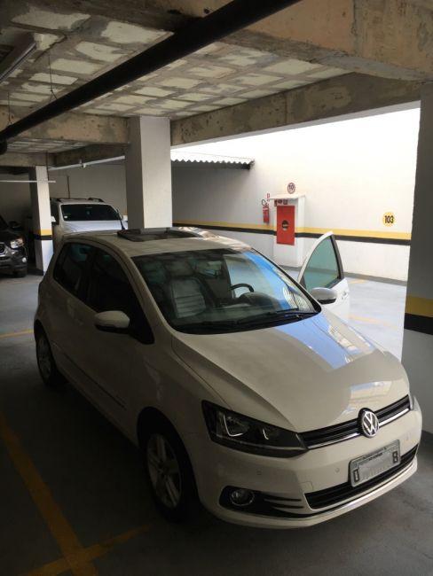 Volkswagen Fox Highline 1.6 16v MSI (Flex) - Foto #3
