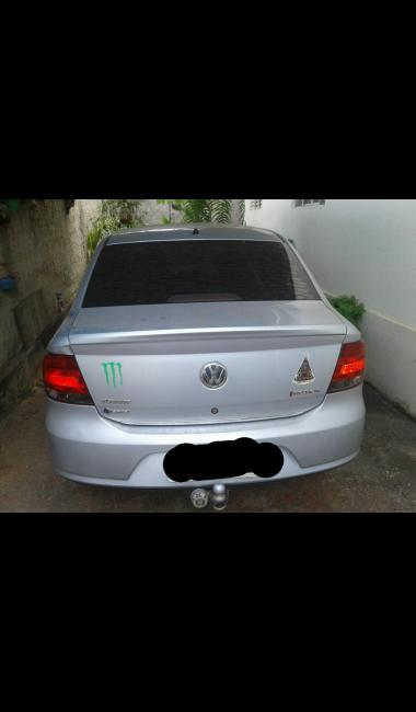Volkswagen Voyage 1.6 VHT Comfortline I-Motion (Flex) - Foto #9