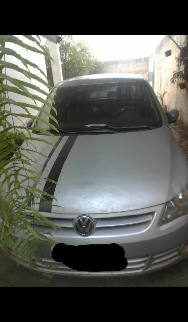 Volkswagen Voyage 1.6 VHT Comfortline I-Motion (Flex) - Foto #10