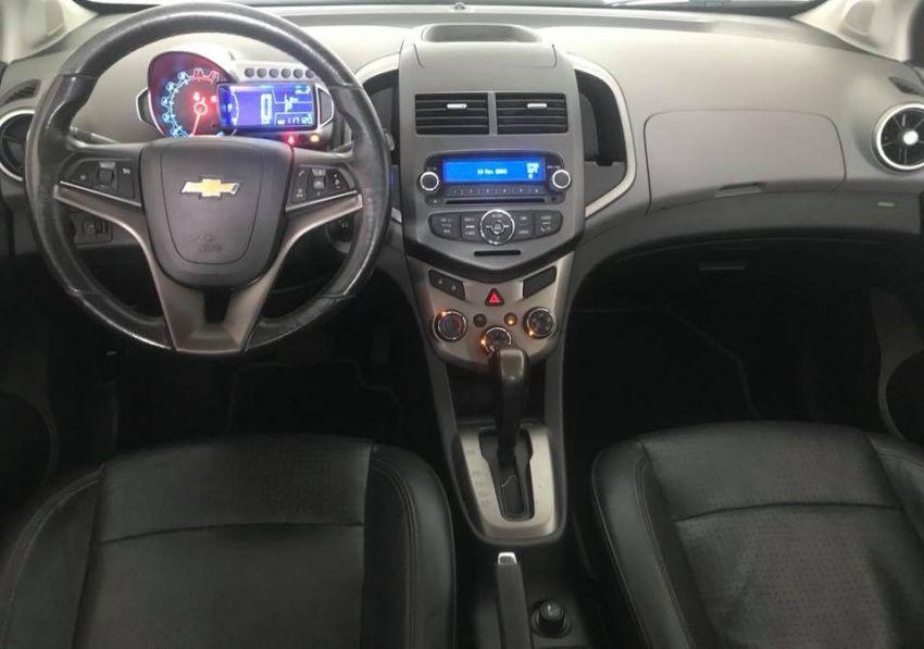 Chevrolet Sonic Sedan LTZ 1.6 (Aut) - Foto #1