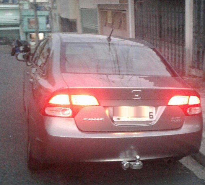 Honda Civic 1.8 i-VTEC LXS (Flex) - Foto #4