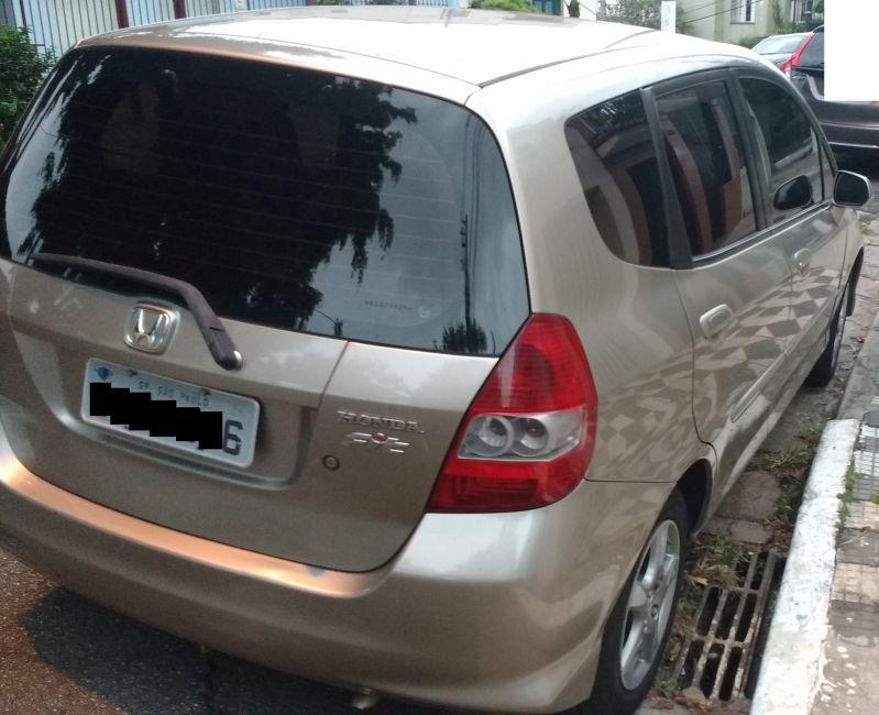 Honda Fit LXL 1.4 (aut) - Foto #1