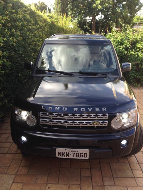 Land Rover Discovery 3 4X4 HSE 2.7 V6 (7 lug.) - Foto #9