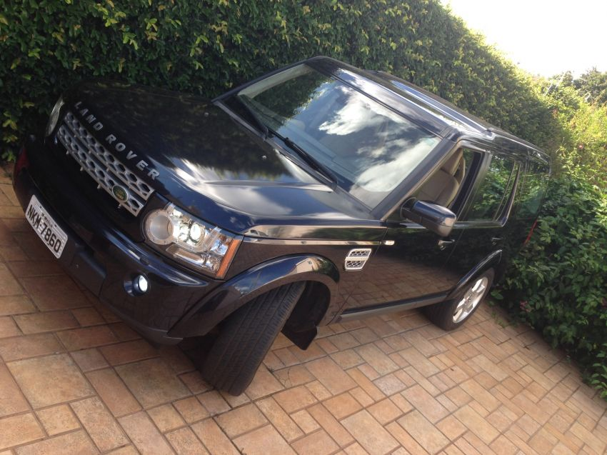 Land Rover Discovery 3 4X4 HSE 2.7 V6 (7 lug.) - Foto #10