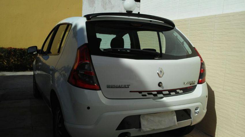 Renault Sandero GT Line 1.6 16V (Flex) - Foto #1