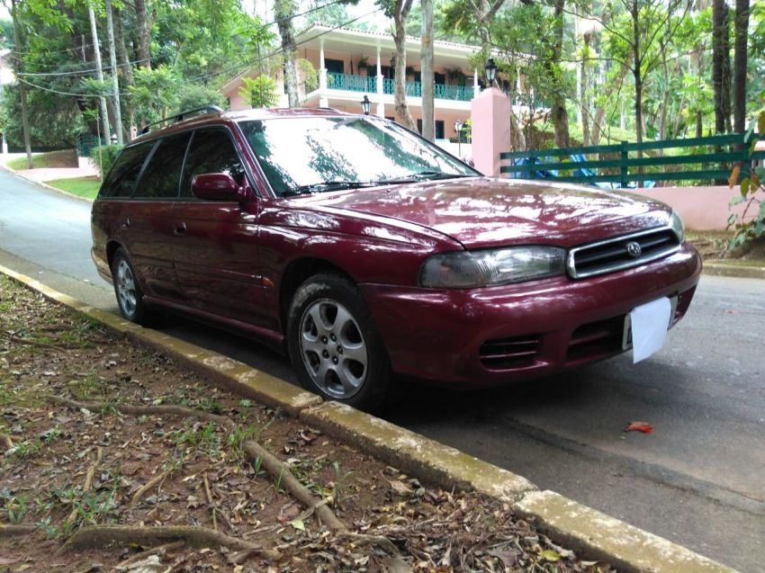Subaru Legacy TW GL 4x4 2.0 16V (aut) - Foto #1