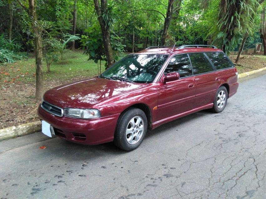 Subaru Legacy TW GL 4x4 2.0 16V (aut) - Foto #2