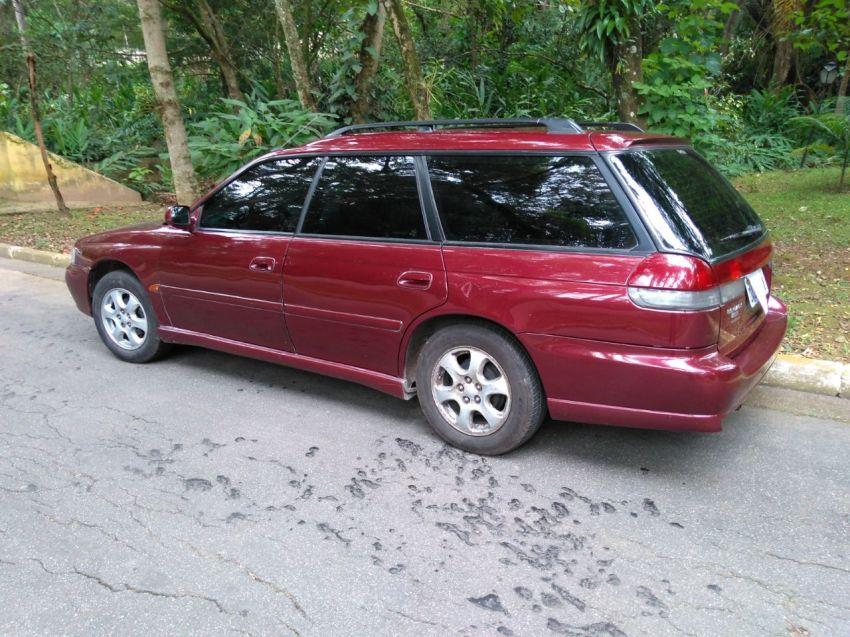 Subaru Legacy TW GL 4x4 2.0 16V (aut) - Foto #4