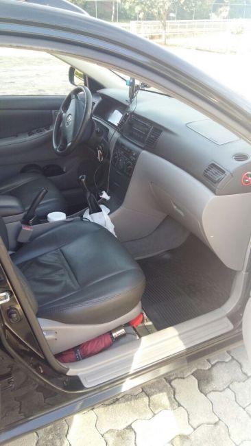 Toyota Corolla Fielder XEi 1.8 16V (flex) - Foto #5